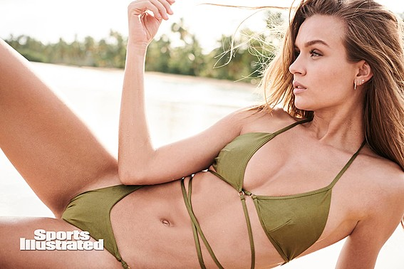 Josephine Skriver Sports Illustrated