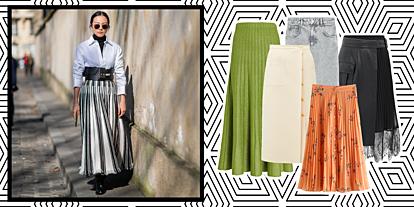 Летни модни трендови на здолништа за впечатлив изглед