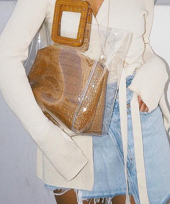 Безбојни чанти