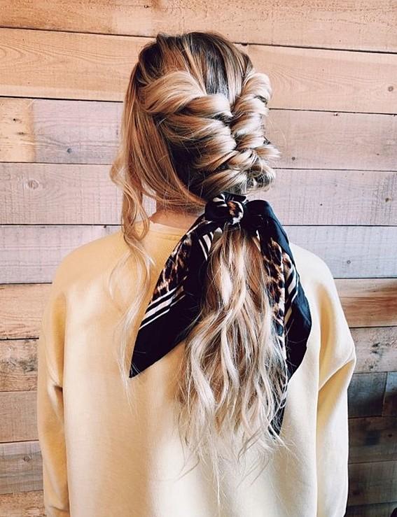 Марама за коса