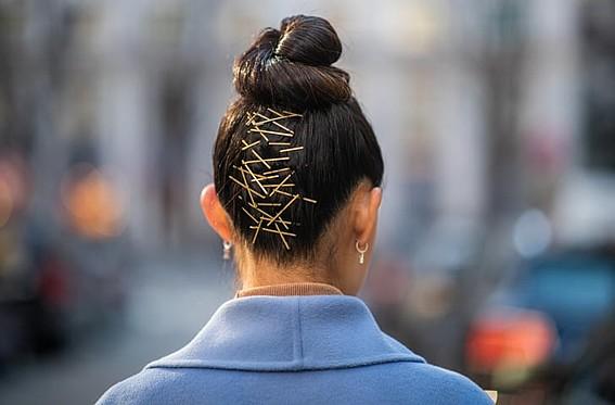 Украсни шноли за коса
