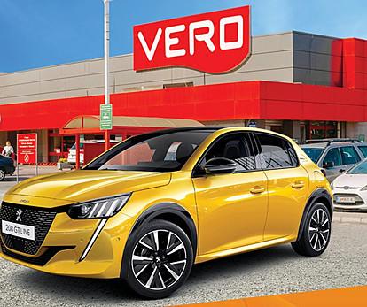 Веро доделува Пежо 208 за најсреќниот потрошувач