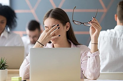 Последиците на целодневното гледање во екран врз здравјето