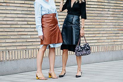 Инспирирајте се од уличниот стил на гостинките на модната недела во Стокхолм