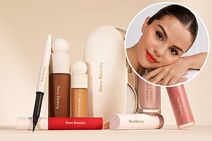 Селена Гомез ја промовира својата веганска козметика за нега на кожата