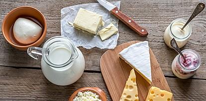 Млечни производи што можете да ги замрзнете за да заштедите време и пари