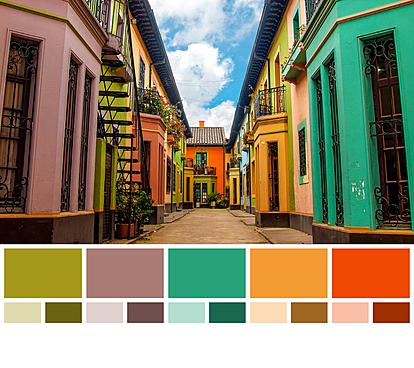 Институтот за боја на Pantone ги објави топ 10 боите за есен 2020