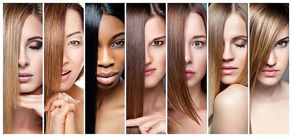 Како би изгледале познатите личности со драстична промена на бојата на косата