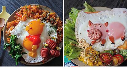 Креативна мајка од Јапонија пржените јајца ги претвора во неверојатно слатки јадења