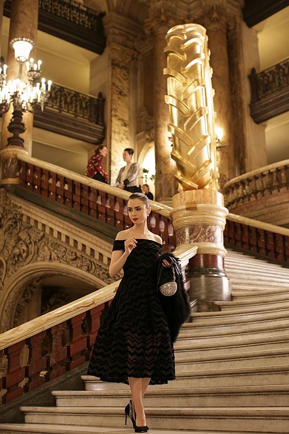 Емили во Париз