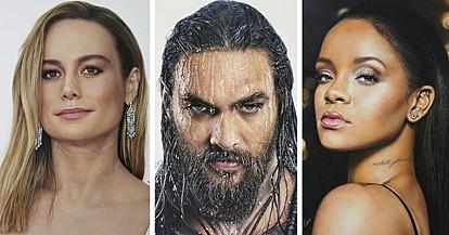 """Талентирана Бразилка со молив ги """"оживува"""" портретите на познатите личности"""