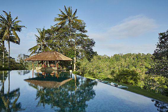 Aman Resorts Amandari - Luxury Hotel & Resort in Bali, Indonesia