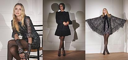 Мрачна елеганција во новата колекција на H&M