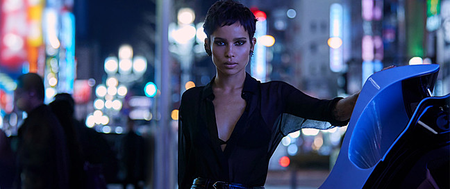 """Ќерката на Лени Кравиц како Жена-мачка во новиот """"Бетмен"""" филм"""