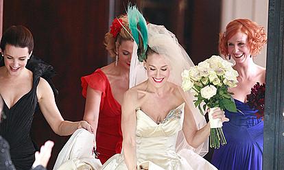 Филмски венчаници кои ќе живеат засекогаш во историјата на модата