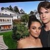 Погледнете го луксузниот Беверли Хилс дом на Мила Кунис и Ештон Качер