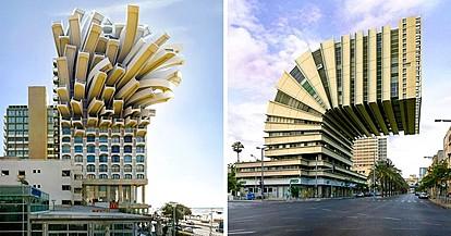 Архитектонски дела со акцент на креативноста, но не и на логиката