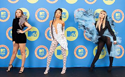 Дел од модата на MTV EMA музичките награди