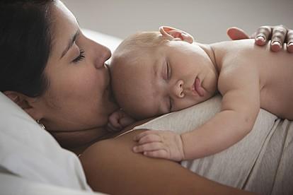 За што сонуваат бебињата?