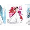 Колекција венчаници на Дизни во стилот на вашите омилени принцези