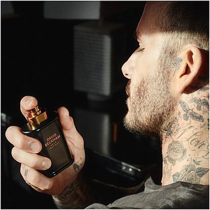 Нов парфем од Дејвид Бекам за оригинални мажи
