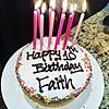 Никол Кидман го одбележа 10-от роденден на својата ќерка Фејт со слатка фотографија