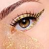 Блеснете со златна шминка во Новогодишната ноќ