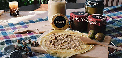 Здраво и вкусно: Домашна чоколатерија за органски кремови и слатки намази