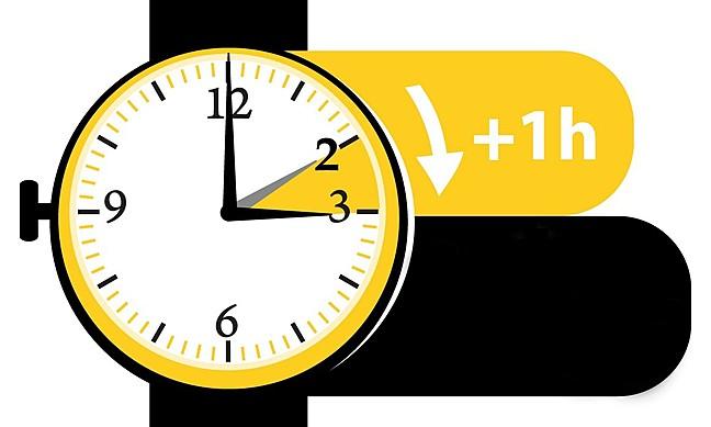 Подгответе се за летно сметање на времето: Стрелките на часовникот одат еден час напред