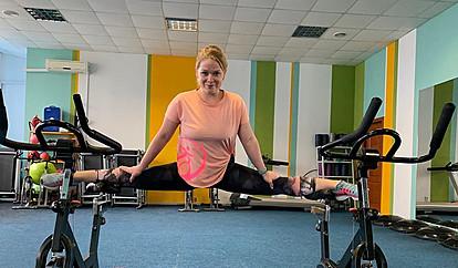 Spin Bike FIT - Агресивен фитнес за поголеми резултати со Олена Шеремет