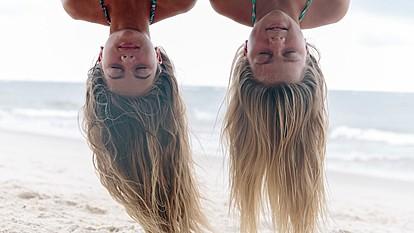 Сонце за природно осветлување на косата